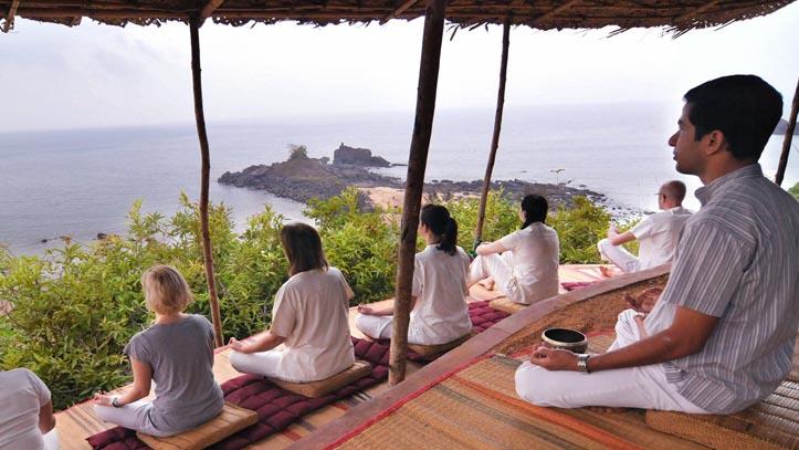 Méditation au Swaswara 4*