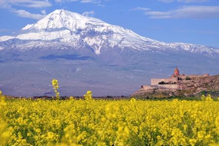 Trek Arménie - marche spirituelle