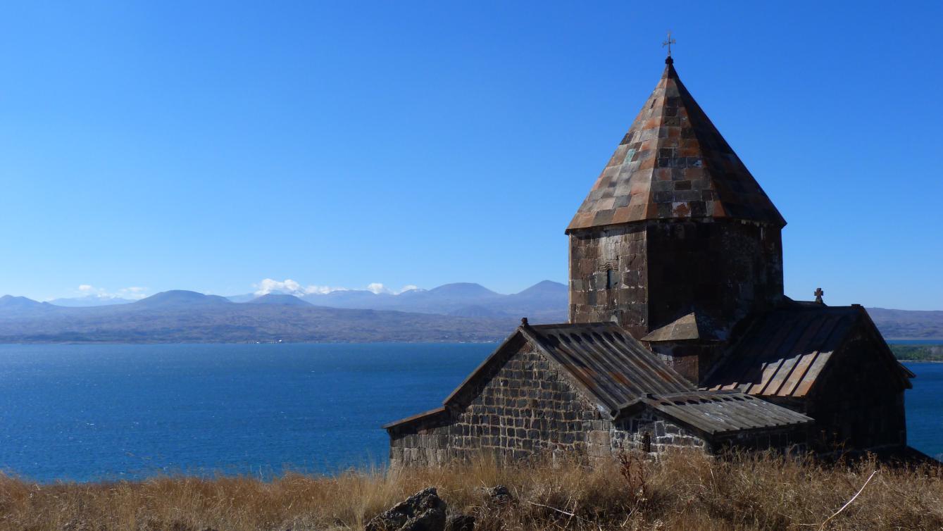 Pèlerinage Arménie