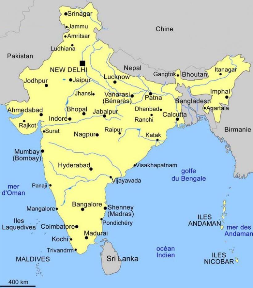 Grandes Villes Indes
