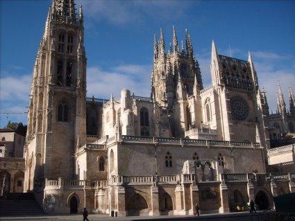 Burgos - Randonnée Compostelle