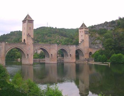 Cahors - Randonnée Compostelle