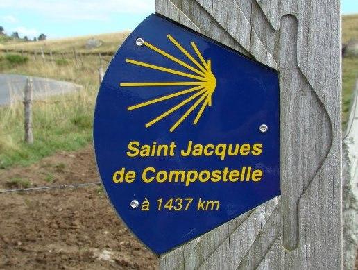Randonn e compostelle du puy en velay aumont p lerinage - Office du tourisme saint jacques de compostelle ...