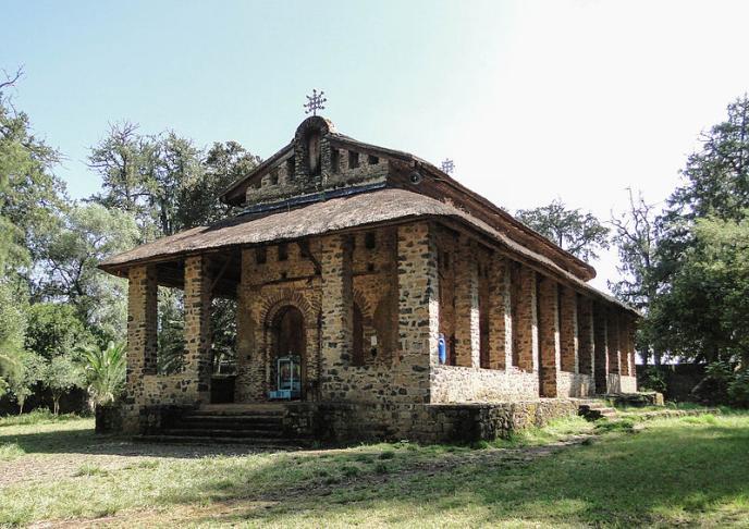 Eglise Debra Berhan Selassie