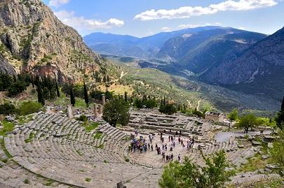 Théâtre de Delphes