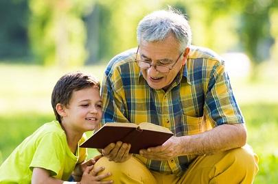Vendée grands-parents / petits-enfants