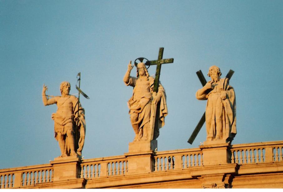 Colisée - Pèlerinage Rome