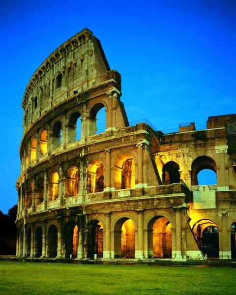 Colysée - Pèlerinage Rome
