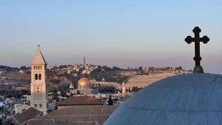 Jérusalem - Terre Sainte