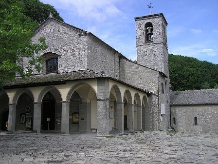 La Verna - Trek Assise sur les pas de Saint François