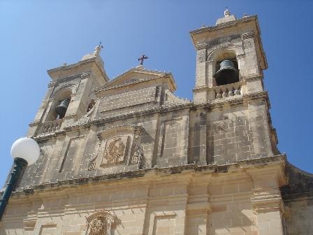 Eglise de Mdina - Malte