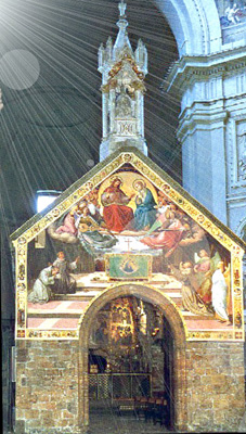 Potioncule - Trek Assise sur les pas de saint François