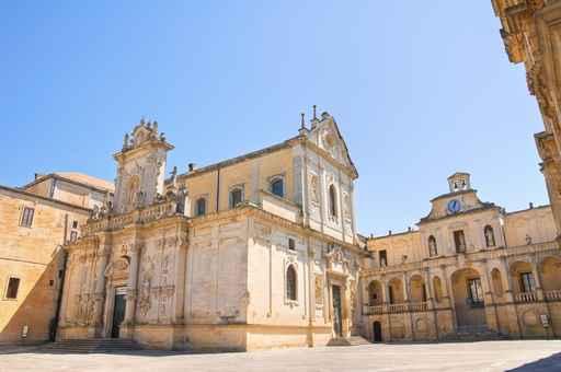 Cathédrale de Lecce