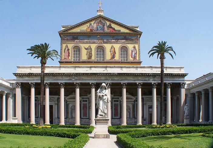 Pèlerinage Rome Gp