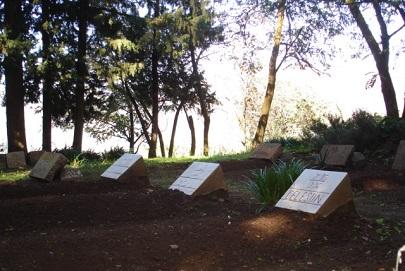 Tombes des moines de Tibhirine