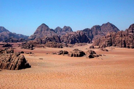 Pèlerinage Jordanie