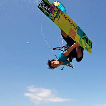 Visuel Séjour kitesurf COACHING au Brésil à Cumbuco