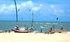 Séjour kitesurf INITIATION au Brésil à Cumbuco