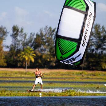 Visuel Séjour kitesurf AUTONOME au Brésil à Cumbuco