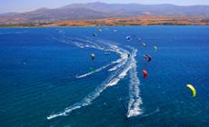 Séjour kitesurf AUTONOME en Grèce à Paros