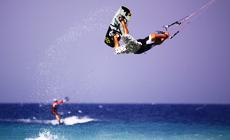 Séjour kitesurf AUTONOME en Grèce à Ialyssos