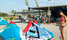 Séjour kitesurf INITIATION en Grèce à Ialyssos