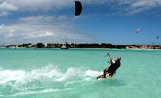 Séjour INITIATION kitesurf en Guadeloupe