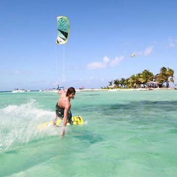 Visuel Séjour INITIATION kitesurf en Guadeloupe