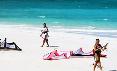 Séjour kitesurf COACHING à Madagascar à Babaomby