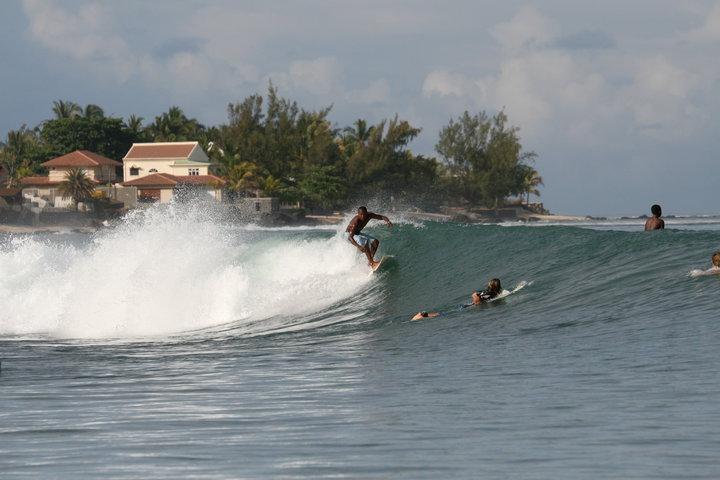 Séjour kitesurf INITIATION à l'Île Maurice