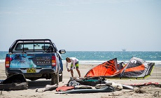 Séjour kitesurf COACHING VAGUES, à Mancora au Pérou