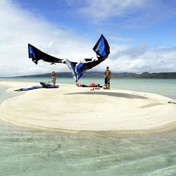 Visuel Séjour kitesurf COACHING à l'Ile Rodrigues