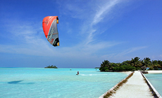 Séjour kitesurf AUTONOME à l'Île Rodrigues