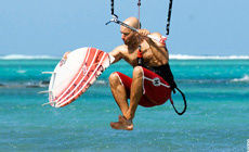 Séjour kitesurf COACHING à l'Ile Rodrigues