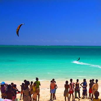 Visuel Séjour kitesurf AUTONOME à Madagascar à Babaomby