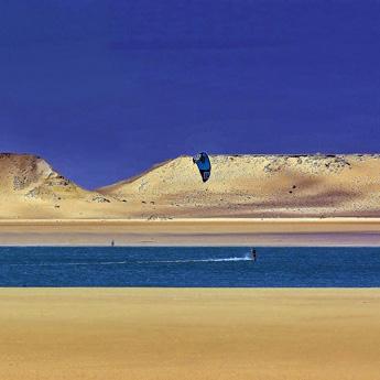 Visuel Séjour kitesurf AUTONOME au Maroc à Dakhla