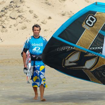 Visuel Séjour kitesurf COACHING au Brésil à Taiba