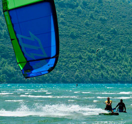 Visuel Séjour kitesurf INITIATION en Turquie à Alaçati