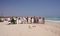 Séjour kitesurf AUTONOME sur Boa Vista au Cap Vert