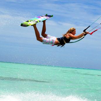 Visuel Séjour kitesurf AUTONOME sur Boa Vista au Cap Vert