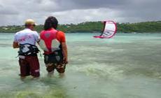 Séjour kitesurf INITIATION aux Canaries Corralejo
