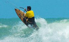 Séjour kitesurf INITIATION au Brésil à Sao Miguel do Gostoso