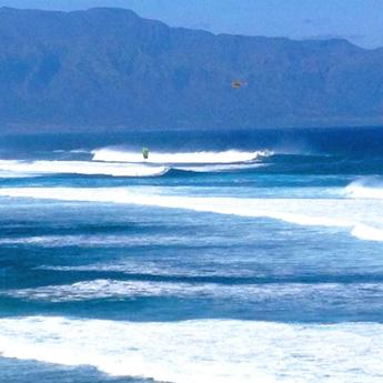 Visuel Séjour kitesurf AUTONOME à Hawaii à Maui