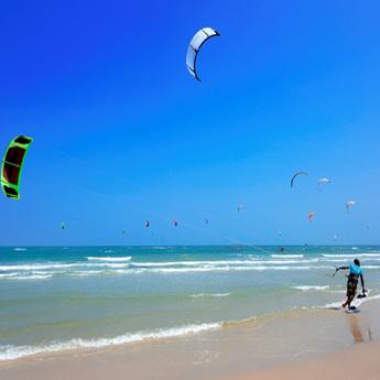 Visuel Séjour kitesurf INITIATION en Thaïlande à Hua Hin