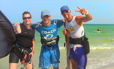 Séjour kitesurf COACHING en Thaïlande à Hua Hin
