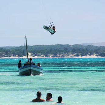 Visuel Séjour kitesurf INITIATION à Madagascar à Sakalava