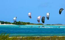 Séjour kitesurf INITIATION au Vénézuela à Margarita