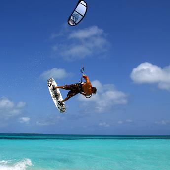 Visuel Séjour kitesurf AUTONOME aux Canaries à Sotavento