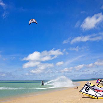 Visuel Séjour kitesurf AUTONOME au Sri Lanka