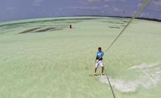 Séjour kitesurf AUTONOME à Zanzibar sur Paje Beach